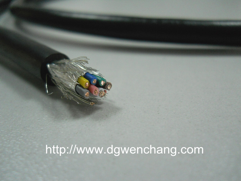 UL2464 Electrical cable