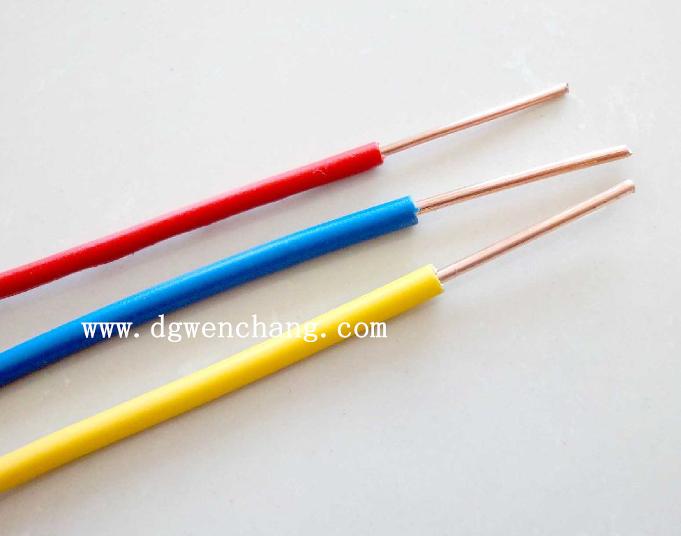 60227 IEC01(BV)lead free PVC insulation electrical wire