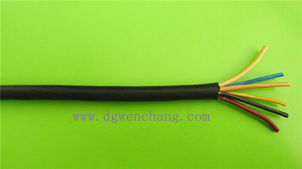 60245 IEC53(YZW)high voltage rubber cable